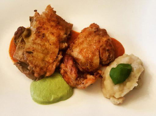 Sovracosce di pollo alla piastra