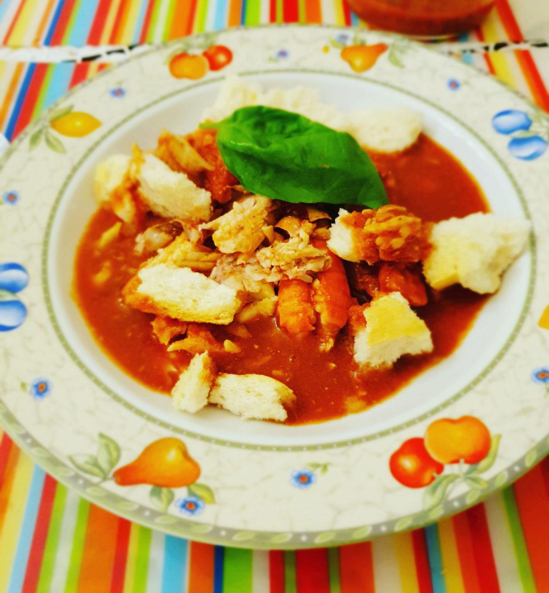 Zuppa di pesce per principianti